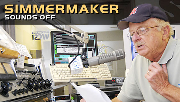 Check out the latest podcast from Sam Simmermaker